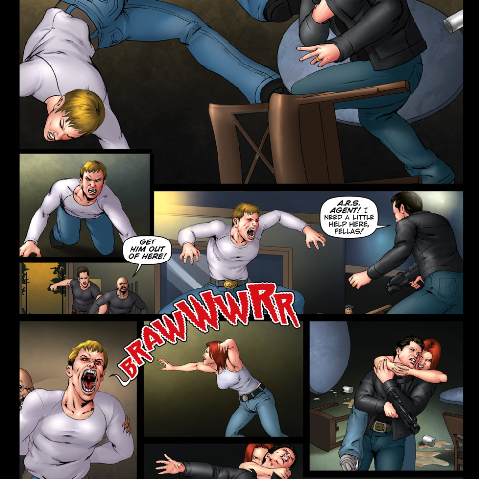 Aliens Anonymous - Page 11