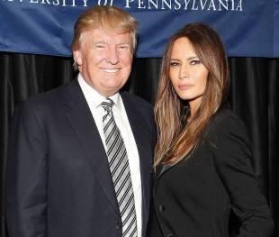 trump andwife