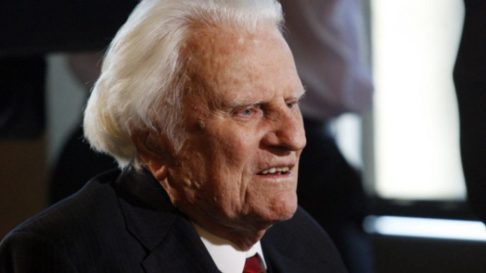 billy graham last pictures