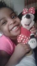 Karlee being cute!