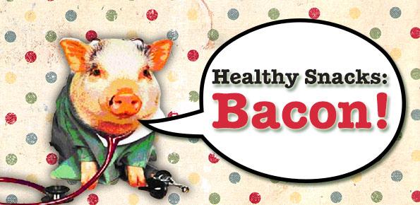 healthy bacon
