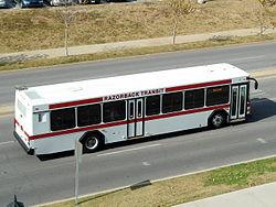 razorback transit