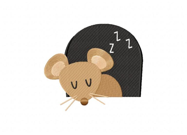 sleepingbrownmouse-5_5-in